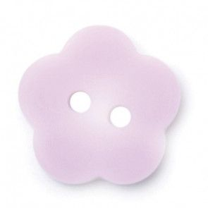 Size 15mm, 2 Holes, Pearl Pink, Pack of 4