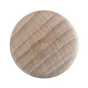 Size 22mm, Wood Effect , Brown, Pack of 2