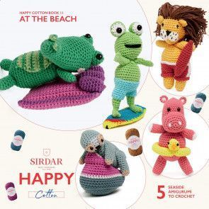 Sirdar Happy Cotton Book 11 - At The Beach