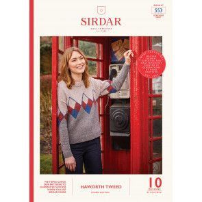 Sirdar Yorkshire Spirit Sirdar Haworth Tweed