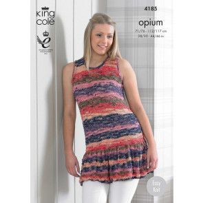 Tops in King Cole Opium Palette (4185)