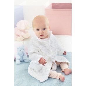 Dressing Gowns in King Cole Yummy Crush (5602)