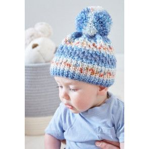 Onesie, Cardigan, Trousers and Hats in King Cole Baby Splash DK and Big Value Baby DK (5763)