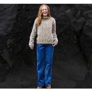 Pullover in Lion Brand Comfy Cotton Blend (L80234)