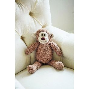 Monkey Plush Toy Pattern