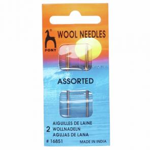 Pony Wool Needles