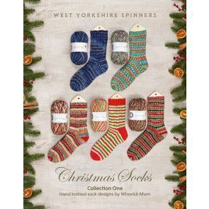 West Yorkshire Spinners Signature Christmas Collection