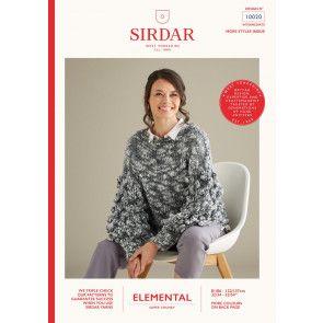 Sweaters in Sirdar Elemental (10020)