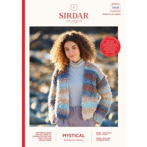 Jacket in Sirdar Mystical (10038)
