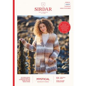 Cardigan in Sirdar Mystical (10039)
