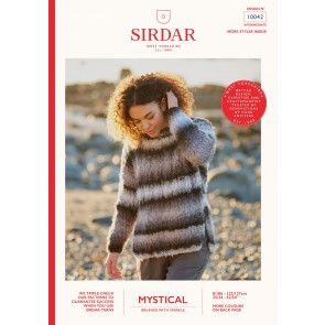 Sweater in Sirdar Mystical (10042)