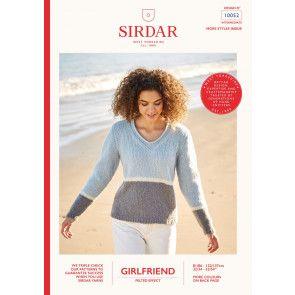 Sweater in Sirdar Girlfriend (10052)