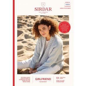 Jacket in Sirdar Girlfriend (10056)