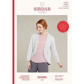 Jacket in Sirdar Soiree (10067)