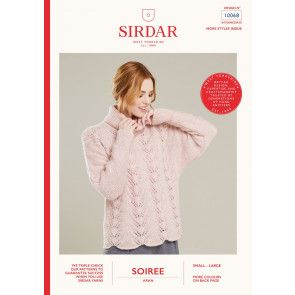 Sweater in Sirdar Soiree (10068)