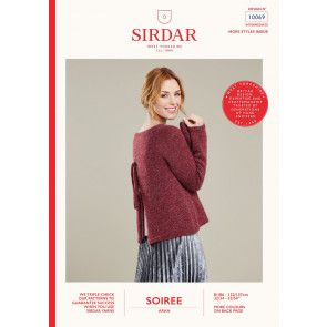Jumper in Sirdar Soiree (10069)