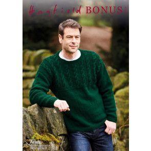 Sweater in Hayfield Bonus Aran (10077)
