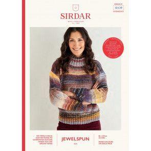 Sweater in Sirdar Jewelspun (10139)