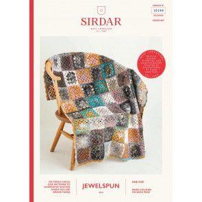 Blanket in Sirdar Jewelspun (10144)