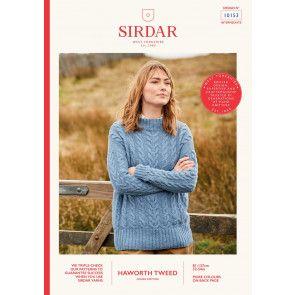 Sweater in Sirdar Haworth Tweed (10153)