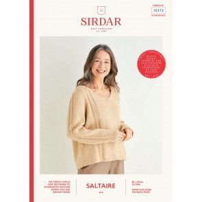 Sweater in Sirdar Saltaire (10173)
