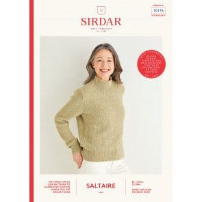 Sweater in Sirdar Saltaire (10176)