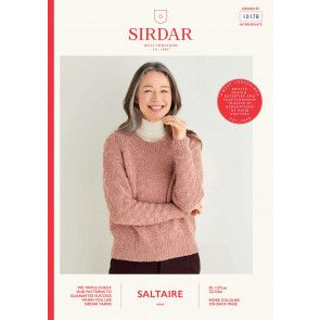 Sweater in Sirdar Saltaire (10178)