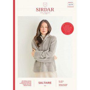 Hoodie in Sirdar Saltaire (10179)