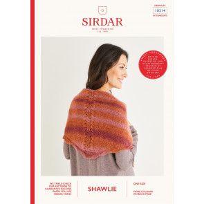 Shawl in Sirdar Shawlie (10214)