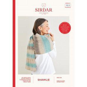 Shawl in Sirdar Shawlie (10215)