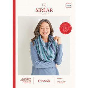 Shawl in Sirdar Shawlie (10216)