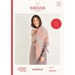 Shawl in Sirdar Shawlie (10217)