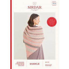 Shawl in Sirdar Shawlie (10218)