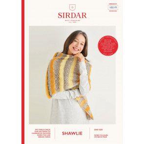 Shawl in Sirdar Shawlie (10219)