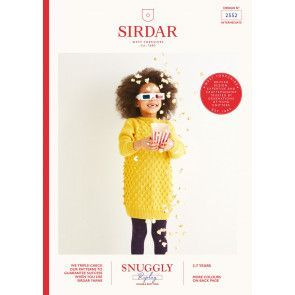 Dress in Sirdar Snuggly Replay DK (2552)