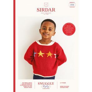 Sweater in Sirdar Snuggly Replay DK (2556)