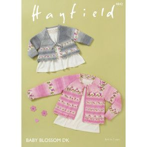 Tops in Hayfield Baby Blossom DK (4842)