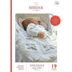 Sirdar Snuggly Baby Whites