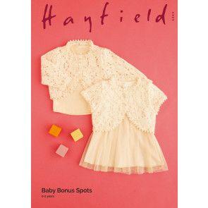 Boleros in Hayfield Baby Bonus Spots (5444)