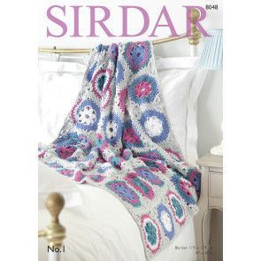 Throw in Sirdar No. 1 (8048)