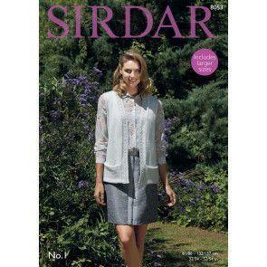 Waistcoat in Sirdar No. 1 (8053)