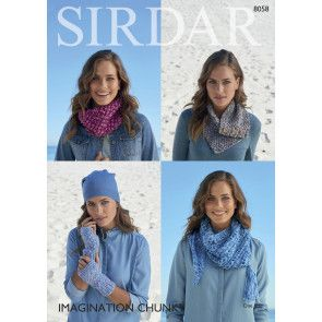 Accessories in Sirdar Imagination Chunky (8058)
