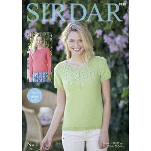 Tops in Sirdar No. 1 (8128)