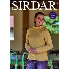 Sweater in Sirdar No. 1 (8150)