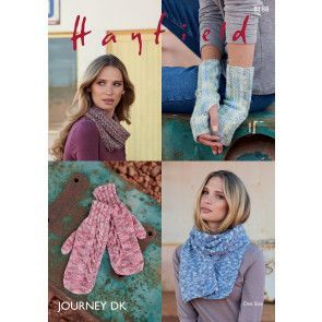 Accessories in Hayfield Journey DK (8188)