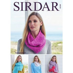 Accessories in Sirdar Temptation (8195)