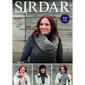 Accessories in Sirdar Alpine (8206)
