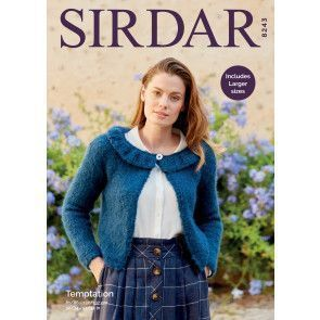 Cardigan in Sirdar Temptation (8243)