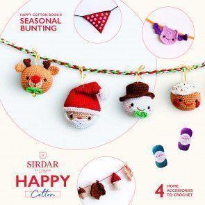 Happy Cotton Book 8 - Seasonal Bunting