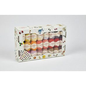 Sirdar Happy Cotton Multibox (50 x 20g balls)